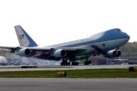 ニュース画像 1枚目:アメリカ大統領専用機VC-25