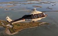 ニュース画像:エアバス・ヘリコプターズ、ファンボローでVIP仕様のH175初号機を納入