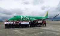 ニュース画像 1枚目:最新のFDA 11号機、「JA11FJ」