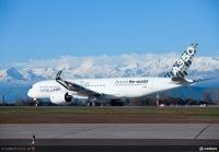 ニュース画像:アメリカン航空、A350の受領を2017年春から2018年後半に後倒し