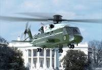 ニュース画像 1枚目:VH-92Aのイメージ
