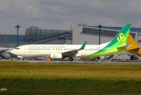 ニュース画像:春秋航空日本、「JA04GR」から「JA06GR」を予約登録 2017年に受領