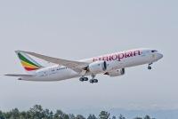 ニュース画像:エチオピア航空、アディスアベバ/クアラルンプール線を787-8に機材変更