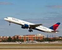 ニュース画像 1枚目:デルタ航空イメージ、画像は757