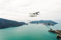 ニュース画像 1枚目:オノミチフローティングポートを拠点に運航するせとうちSEAPLANES