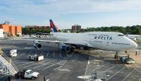 ニュース画像:747-400初号機、デルタ航空博物館の展示場所に移動 周辺整備へ