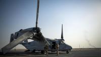 ニュース画像:海兵隊MV-22、厚木に4機飛来 東富士やキャンプ富士へ飛行の可能性