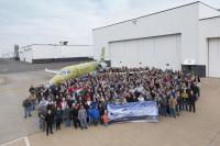 ニュース画像:セスナ・サイテーション・ラティチュード、2号機が初飛行