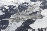 ニュース画像 1枚目:スイス空軍 F/A-18