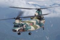 ニュース画像:東京臨海防災公園、9月4日の防災訓練で米陸海空軍と空自のヘリが発着