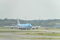 ニュース画像 7枚目:A滑走路から離陸開始