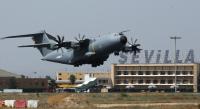 ニュース画像:エアバスDS、スペイン空軍向けA400Mが初飛行 近く引き渡しへ