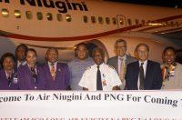 ニュース画像:ニューギニア航空、12月3日からミクロネシア連邦へ定期便を運航