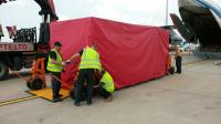ニュース画像:ヴォルガ・ドニエプルとエアブリッジ・カーゴ、海洋救助機器を輸送
