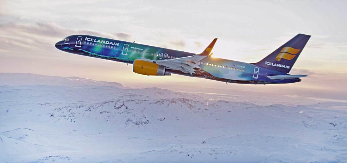 ニュース画像 1枚目:アイスランド航空の757-200 「TF-FIU」