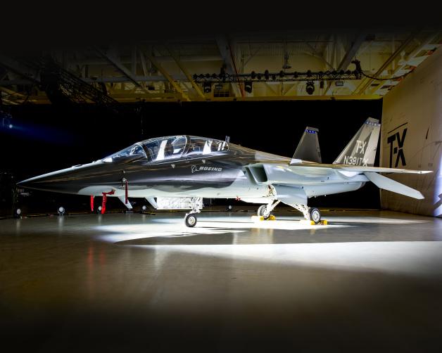 ニュース画像 1枚目:ボーイングが提案するアメリカ空軍向け練習機「T-X」