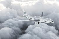 ニュース画像:クリスタル・ラグジュアリー・エア、777-200LRの機内仕様を公開