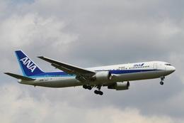 camelliaさんが、成田国際空港で撮影した全日空 767-381/ERの航空フォト(飛行機 写真・画像)