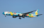 MizukinPaPaさんが、羽田空港で撮影した全日空 777-381の航空フォト(写真)