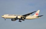 MizukinPaPaさんが、羽田空港で撮影した日本航空 777-289の航空フォト(写真)