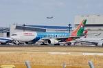 このえさんが、成田国際空港で撮影した中国東方航空 A330-343Xの航空フォト(写真)