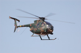 ygfdcxzさんが、国分駐屯地で撮影した陸上自衛隊 OH-6Dの航空フォト(飛行機 写真・画像)