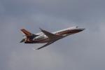 このえさんが、成田国際空港で撮影した亚联公务机有限公司 / Business Aviasion Asia Ltd. Falcon 7Xの航空フォト(写真)
