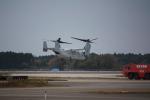 Tomo_mczさんが、新田原基地で撮影したアメリカ海兵隊 MV-22Bの航空フォト(飛行機 写真・画像)