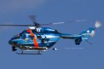 Scotchさんが、名古屋飛行場で撮影した愛知県警察 BK117B-2の航空フォト(飛行機 写真・画像)