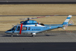 Scotchさんが、名古屋飛行場で撮影した群馬県警察 A109E Powerの航空フォト(写真)