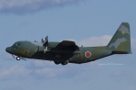 Scotchさんが、名古屋飛行場で撮影した航空自衛隊 C-130H Herculesの航空フォト(飛行機 写真・画像)