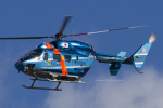 Scotchさんが、名古屋飛行場で撮影した千葉県警察 BK117C-1の航空フォト(写真)