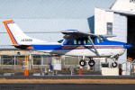 Chofu Spotter Ariaさんが、調布飛行場で撮影した北海道航空 TU206G Turbo Stationair 6 IIの航空フォト(飛行機 写真・画像)