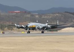 函空さんが、函館空港で撮影したMATS(MILITARY AIR TRANSPORT  SERVICE)の航空フォト(写真)
