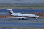 pringlesさんが、羽田空港で撮影したアメリカ個人所有 G-V-SP Gulfstream G550の航空フォト(写真)