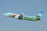 ロサンゼルス国際空港 - Los Angeles International Airport [LAX/KLAX]で撮影されたアラスカ航空 - Alaska Airlines [AS/ASA]の航空機写真
