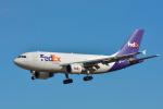 パンダさんが、成田国際空港で撮影したフェデックス・エクスプレス A310-324(F)の航空フォト(飛行機 写真・画像)