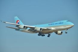 グッチさんが、成田国際空港で撮影した大韓航空 747-4B5F/SCDの航空フォト(飛行機 写真・画像)