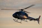 リーペアさんが、浦安ヘリポートで撮影したエクセル航空 AS355N Ecureuil 2の航空フォト(写真)