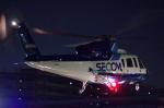 浦安ヘリポート - Urayasu Heliportで撮影されたエクセル航空 - EXCEL AIR SERVICEの航空機写真