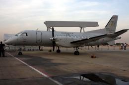 KTX8929さんが、ドンムアン空港で撮影したタイ王国空軍 S100B Argus (340AEW)の航空フォト(飛行機 写真・画像)