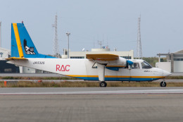 jombohさんが、那覇空港で撮影した琉球エアーコミューター BN-2B-20 Islanderの航空フォト(写真)