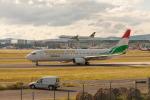 jombohさんが、フランクフルト国際空港で撮影したサモン・エア 737-93Y/ERの航空フォト(写真)