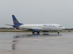 ゴンタさんが、メルボルン国際空港で撮影したエクストラ・エアウェイズ 737-4S3の航空フォト(写真)