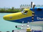 masa707さんが、マレ・フルレ国際空港で撮影したトランス・モルジビアン・エアウェイズ DHC-6-400 Twin Otterの航空フォト(写真)