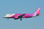成田国際空港 - Narita International Airport [NRT/RJAA]で撮影されたピーチ - Peach [MM/APJ]の航空機写真