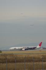 MizukinPaPaさんが、羽田空港で撮影した日本航空 777-346の航空フォト(写真)