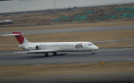 MizukinPaPaさんが、羽田空港で撮影した日本航空 MD-87 (DC-9-87)の航空フォト(写真)