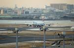 MizukinPaPaさんが、羽田空港で撮影したノースウエスト航空 747-451の航空フォト(写真)