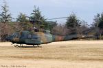 Chofu Spotter Ariaさんが、習志野演習場で撮影した陸上自衛隊 UH-1Jの航空フォト(写真)